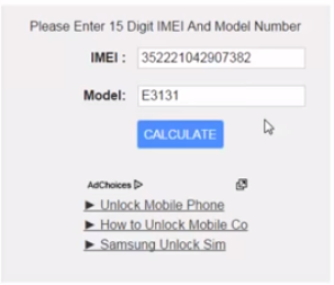online unlock code calculator for huawei e303 modem