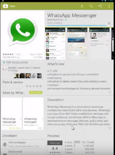 how to install WhatsApp for PC windows