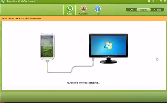 Free WhatsApp Recovery Tool