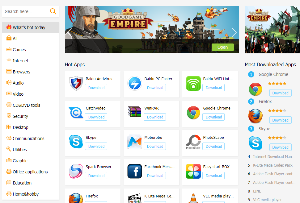 App Store for Windows PC