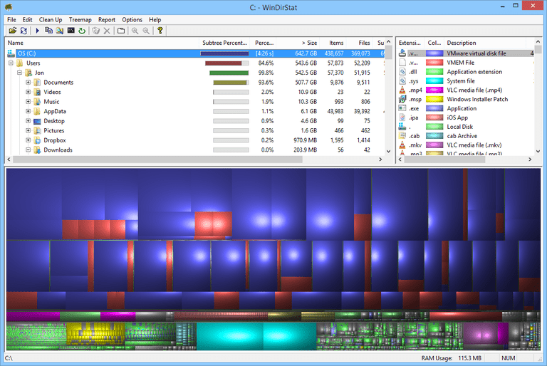 Free Up Space on your Hard Drive Windows