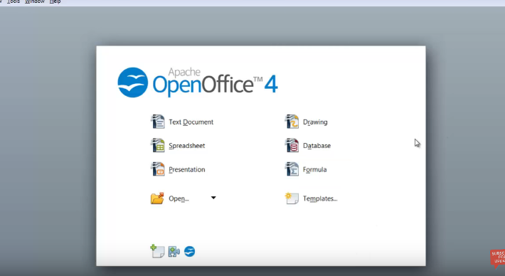 full version of office suite for free